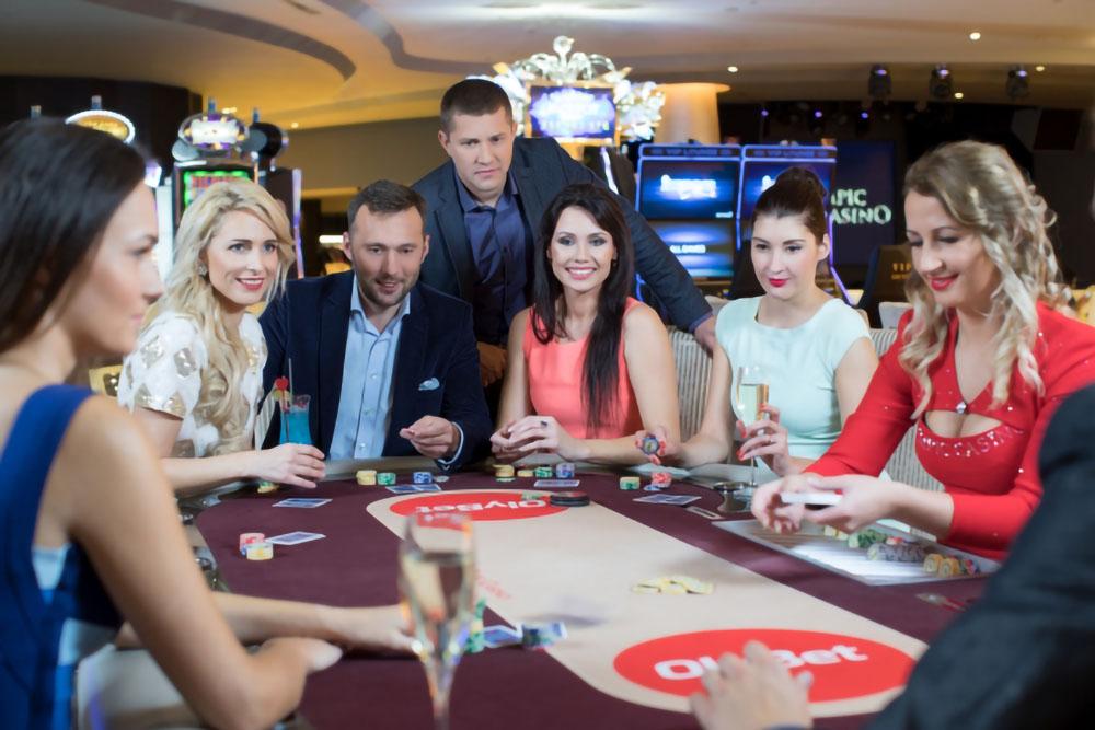 Suasana Olympic Casino